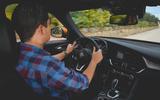 Alfa Romeo Giulia Veloce 2019 first drive review - Tom Morgan driving