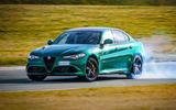 Alfa Romeo Giulia and Stelvio Quadrifoglio 2020 updates - slide