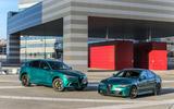 Alfa Romeo Giulia and Stelvio Quadrifoglio 2020 updates - static