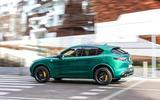 Alfa Romeo Giulia and Stelvio Quadrifoglio 2020 updates - Stelvio side