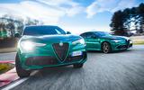 Alfa Romeo Giulia and Stelvio Quadrifoglio 2020 updates