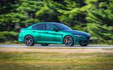 Alfa Romeo Giulia and Stelvio Quadrifoglio 2020 updates - pan