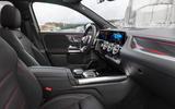2020 Mercedes GLA reveal - interior
