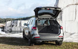 2020 Mercedes GLA reveal - boot open