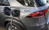 2020 Mercedes-Benz GLE 350de charging