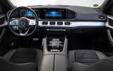 2020 Mercedes-Benz GLE 350de interior