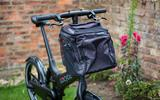 Front pannier comes as standard on the Gocycle G4