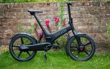 The Gocycle G4 weighs just 17.1kg