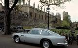 Aston Martin to produce 25 Bond replica Goldfinger DB5s