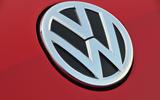 Volkswagen badge