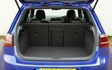 VW Golf R boot