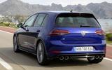 Volkswagen Golf R gains new track-focused Performance Pack