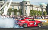 GT4586 drift car