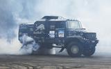Kamaz drift truck