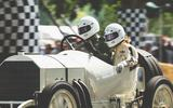 Pre-war racer at Goodwood Festival of Speed 2019