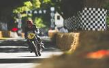 Motorbike at Goodwood Festival of Speed 2019