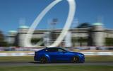 Jaguar Project 8 Touring at Goodwood 2019