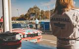 BMW 3.0 CSL Batmobile at Goodwood