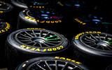 Goodyear motorsport tyres