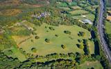 Gordon Murray Group HQ render - aerial view