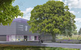 Gordon Murray Group HQ render - main