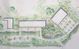Gordon Murray Group HQ render - drawing 1