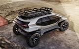 2020 Audi AI:Trail - static roof