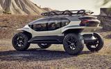 2020 Audi AI:Trail - static side