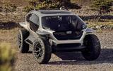 2020 Audi AI:Trail - static front