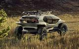 2020 Audi AI:Trail - static rear