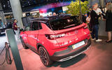 2020 Vauxhall GrandlandX Hybrid4 at Frankfurt motor show 2019