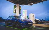 Gridserve charging station, Essex