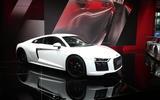 Audi R8 LMS Frankfurt motor show