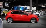 Volkswagen Polo Frankfurt motor show