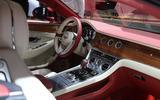 Bentley Continental GT Frankfurt motor show