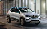 Renault K-Ze concept Paris Motor Show 2018