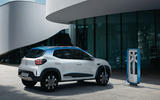 Renault K-Ze concept Paris Motor Show 2018 charging
