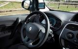 Van steering wheel