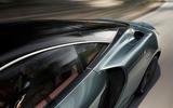 McLaren GT detail