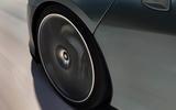 McLaren GT wheel