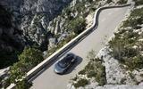 McLaren GT from above