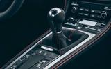 2019 Porsche 718 Cayman GT4 UK review - gearstick