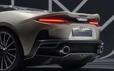 McLaren GT by MSO studio shoot