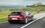 Ferrari GTC4 Lusso rear