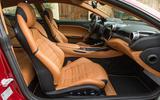 Ferrari GTC4 Lusso interior