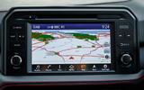 Nissan GT-R Prestige infotainment system