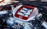 3.8-litre Nissan GT-R Prestige petrol engine