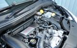 1.6-litre Peugeot 208 GTi 30th Anniversary engine