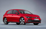 2020 Volkswagen Golf GTI - static front