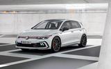 2020 Volkswagen Golf GTI Autocar render